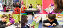 Fun Early Childhood Learn with Alpha-Mania at Ruth Rumack's Learning Center