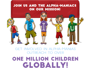 Alpha-Mania Early Childhood Learning and Literacy